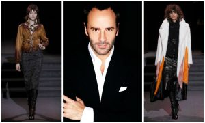 """""""See now, buy now"""". A New York vince Tom Ford"""