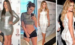 Khloe Kardashian, venti pillole al giorno tolgono il dietologo di torno