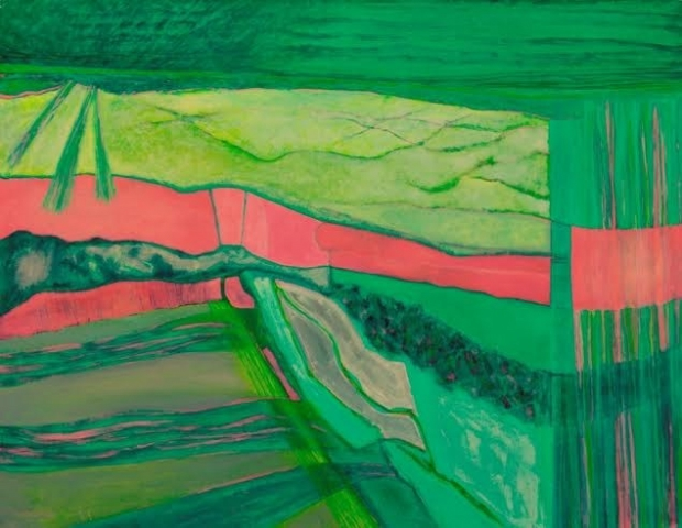 ROMA Spazio Papiri - Marion Greenstone, dall'Espressionismo astratto al Minimalismo
