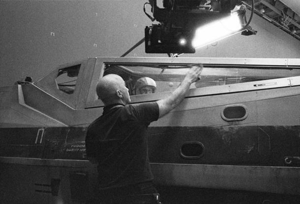 Star Wars: Episodio VIII, nuove foto dal set grazie al regista Rian Johnson