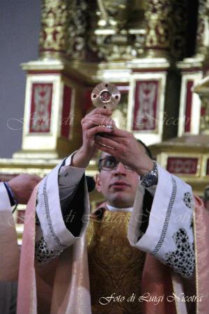 """Enna: """"presenza delle reliquia di madre Teresa di Calcutta"""""""
