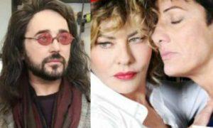 """Scialpi contro il coming out di Eva Grimaldi: """"Amore svilito solo per soldi"""""""