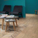 Taralay Impression, pavimentazione acrilica di Gerflor, vince l'International Design Award 2017