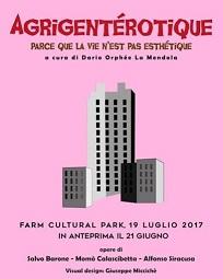 """A Favara la mostra """"Agrigentérotique"""" a cura di Dario Orphée La Mendola"""