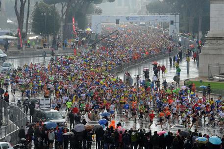 Presentata oggi la Amway Appia run in programma a Roma il 17 Aprile