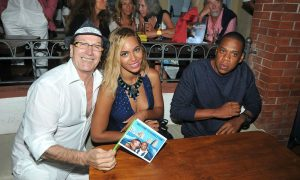 Beyoncé avvistata a Capri: l'isola azzurra è nel suo cuore