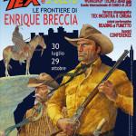 Tex e Spoleto le frontiere di Enrique Breccia