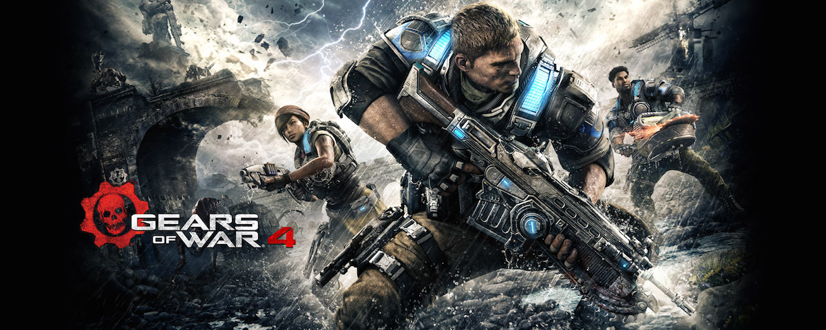 E3 2016: Rod Fergusson e Phil spencer svelano novità su Gears of War 4 | Surface Phone Italia