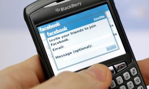 Facebook è pronto ad abbandonare BlackBerry