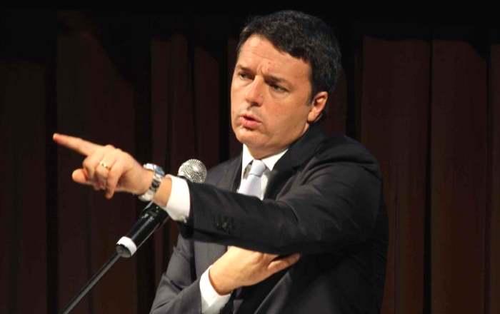 Prato. Renzi dice no alla Raggi per invitare a dire sì al referendum