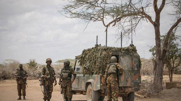 Kenya: Soldati keniani uccidono 57 militanti al-Shabaab in Somalia » Guerre nel Mondo
