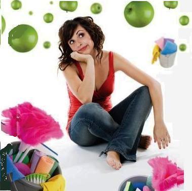 Le pulizie di casa con pochissimi detersivi? si può fare!