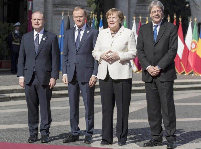 La triste celebrazione di un'Europa che ha perso qualsiasi contatto con la gente