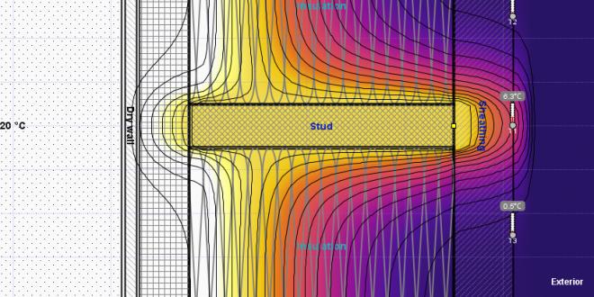 Efficienza energetica; Quanto contano i ponti termici?
