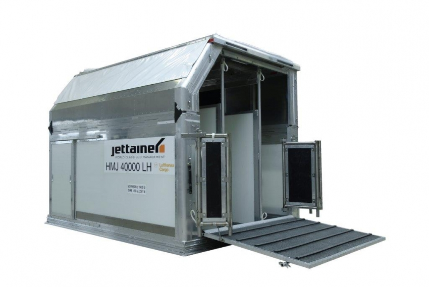 Jettainer expands leasing services to include ULDs for four-legged animals | Air Cargo