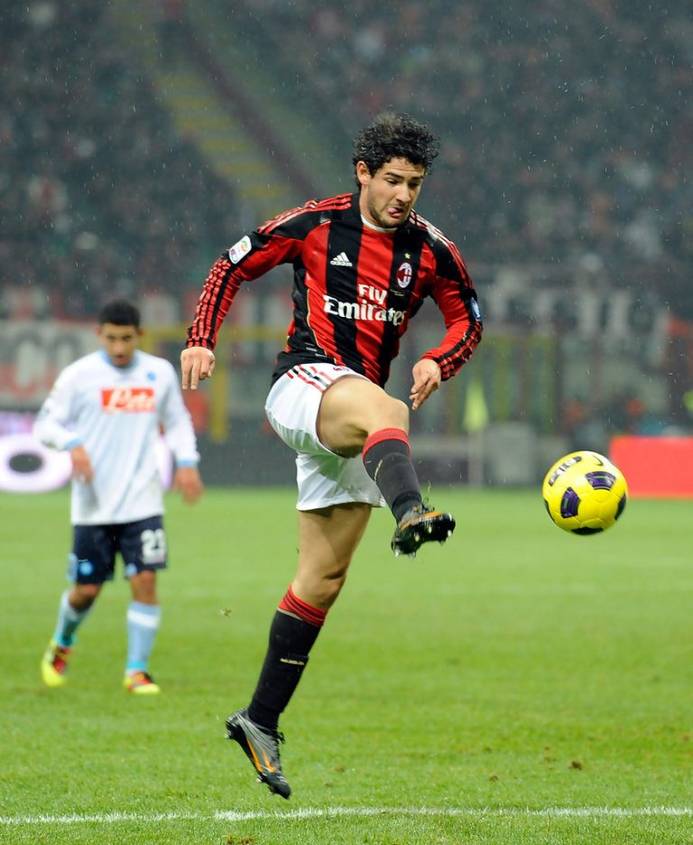 Milan, suggestione Pato