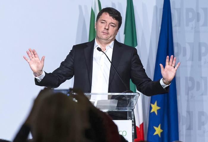 Il Partito Di Renzi in agitazione per il servizio di Report sull'acquisto de l'Unità da parte del gruppo Pessina