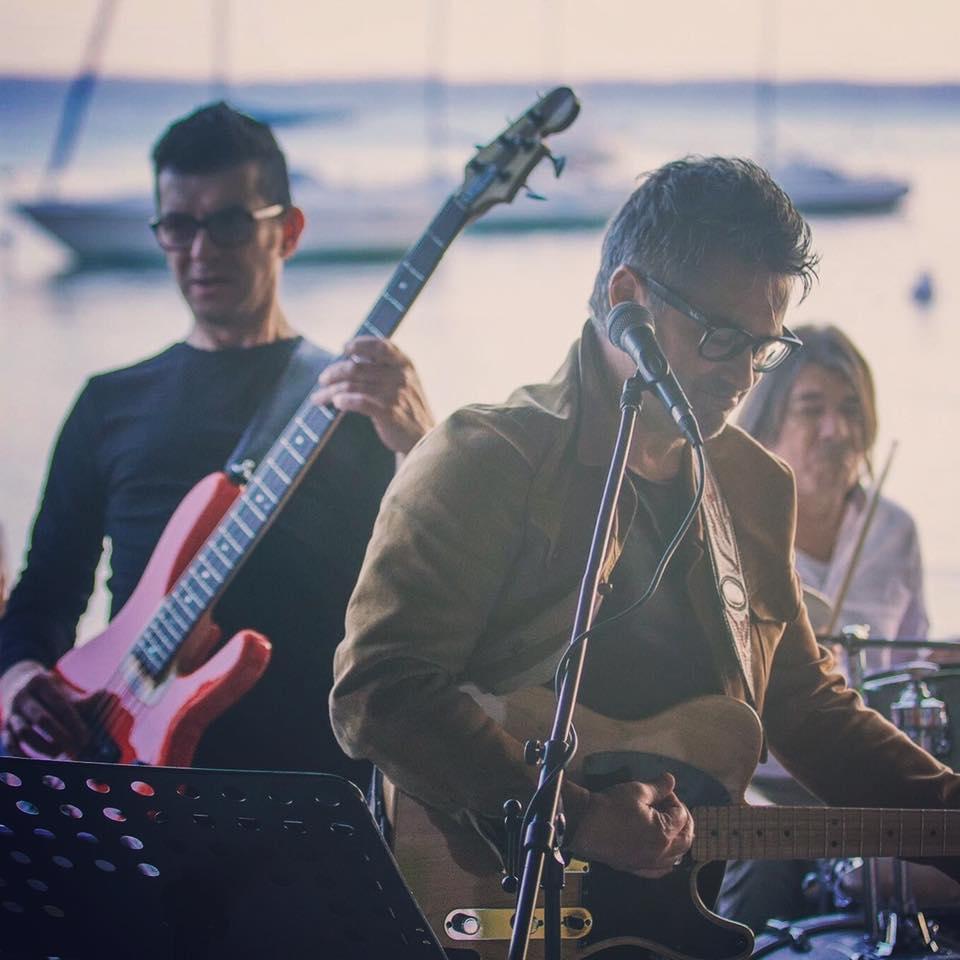 Alberto Salaorni & Al-B.Band - Maledettamente Amato. La presentazione live a Brescia, Verona, Bolzano (…)