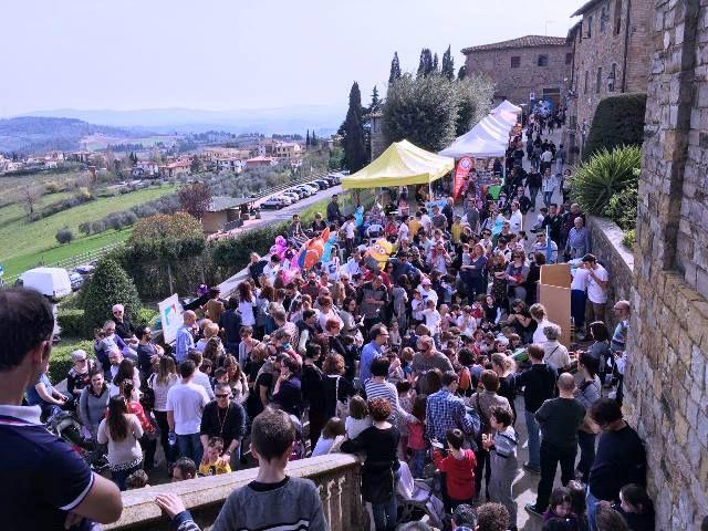 Il successo del Paese dei Balocchi nel borgo di Barberino Val D'Elsa