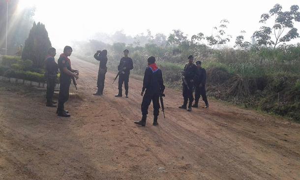 Birmania-Myanmar: Esercito birmano fa irruzione in una base dell'Esercito di Liberazione Nazionale M