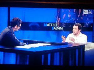Matteo Salvini e le conseguenze in caso di vittoria del No