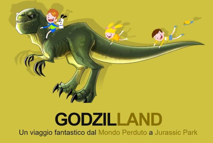 Godzil-land, dal 17 dicembre a Padova, i dinosauri nell'immaginario di grandi e piccoli