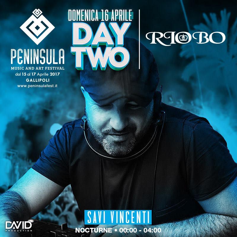 Savi Vincenti: tanti dj set tra Peninsula Festival, RioBo e Fidelio… mentre è in lavorazione il secondo volume di Sale - Salento Absolute Lounge Experience