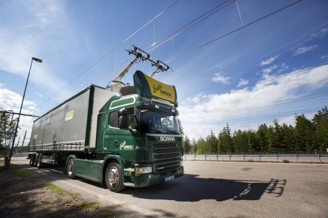 Svezia: elettrificati anche i mezzi pesanti!