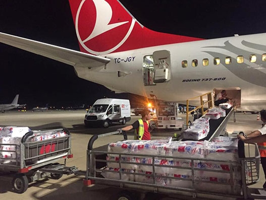 Turkish Cargo to carry fresh fish from Bodrum destined for Kuwait in its belly | Air Cargo