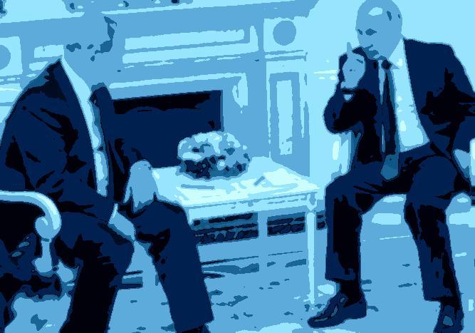 Putin riceve Netanyahu e l'umilia per la 4^ volta - Crisi planetaria