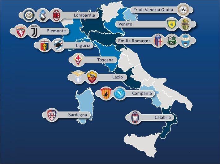 Serie A, campionato già spaccato in due. Come proseguirà?