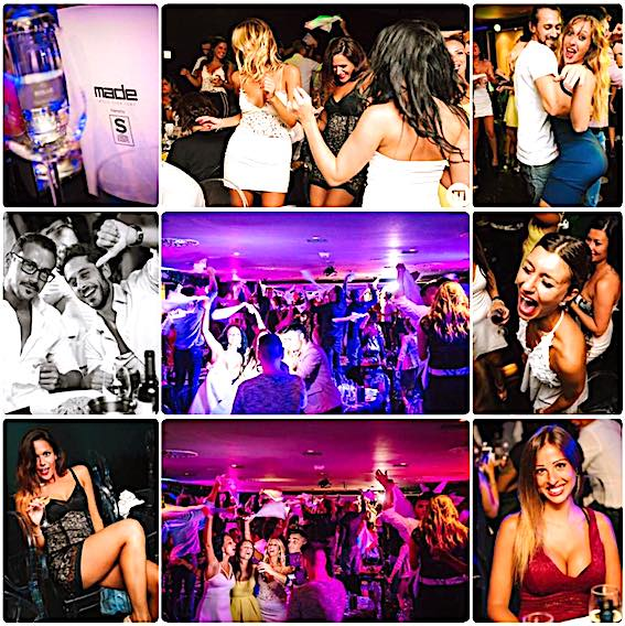 15/09 Grand Opening Made Club - Como: Made is Your Club!