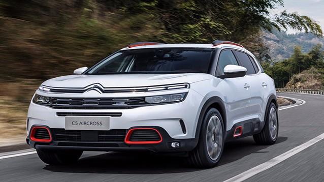C5 Aircross, il SUV spazioso e tecnologico di Citroën arriva a Shangai