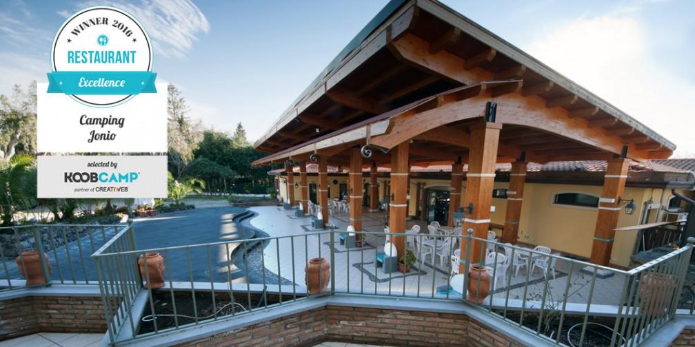 La Top Ten 2016 dei campeggi e villaggi italiani con i migliori Ristoranti