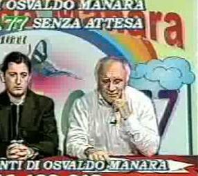 Osvaldo Manara, uno uno dei più noti esperti di gioco del Lotto in Italia