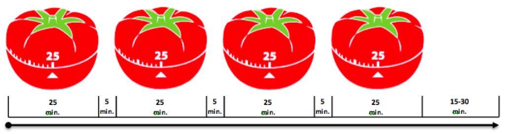 La tecnica del pomodoro, ottimizzare e far fruttare al massimo il proprio tempo!