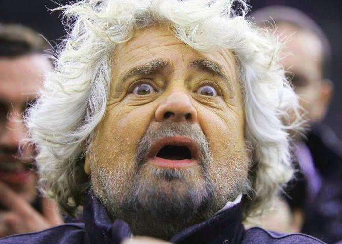 Grillo, deus ex machina, a Roma per sistemare il caos a 5 Stelle