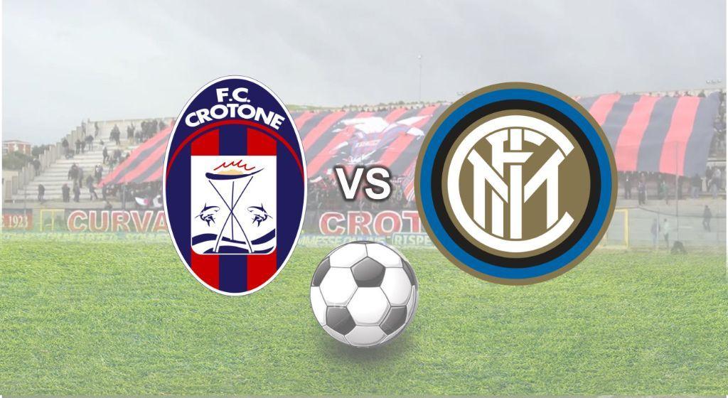 Serie A 31^ Giornata, Crotone-Inter: Ultime news e formazioni