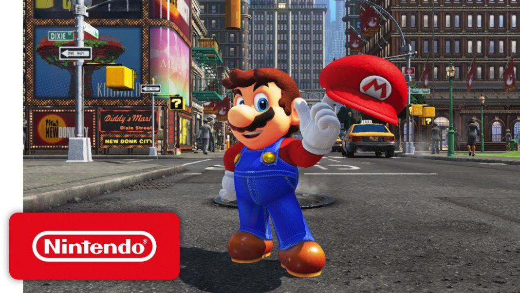 Nintendo Switch: ecco Super Mario Odissey!