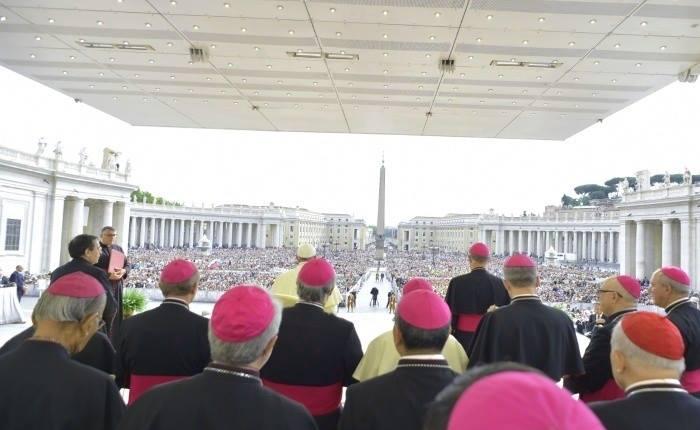 Papa Francesco: i discepoli di Gesù sono chiamati a perdonare e donare