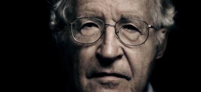 Noam Chomsky Le leggi le fanno le istituzioni finanziarie e le società multinazionali