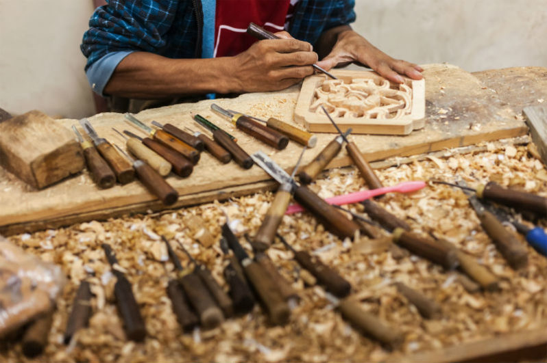 Scopri le tradizioni artigianali nel Cadore