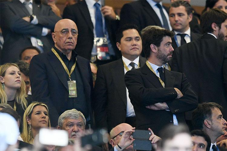Thohir consiglia la dirigenza dell'Inter: Non basta comprare giocatori