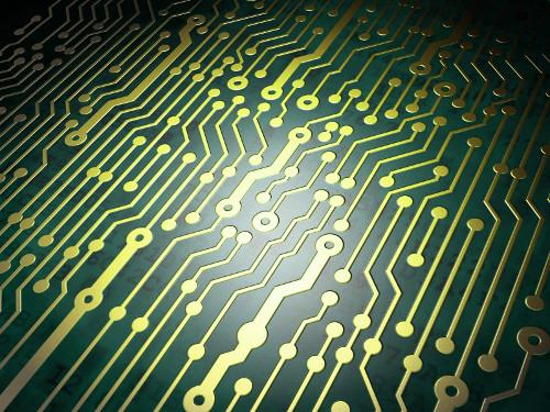 I circuiti stampati a doppia faccia