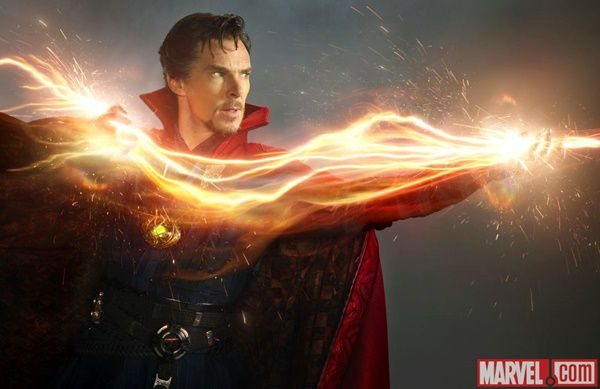 Film: Doctor Strange un supereroe fra magia e irrealtà