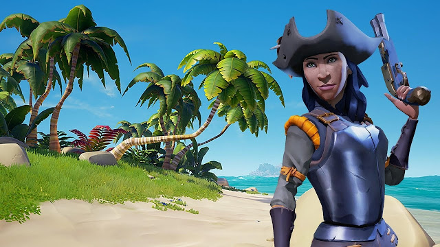 La casa sviluppatrice Rare ha annunciato l'ultima Open Beta di Sea of Thieves