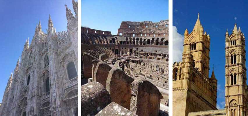 Mostre gratuite aperte oggi domenica 16 ottobre a Milano, Roma e Palermo