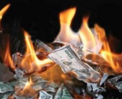 Il 67% delle attività brucia i suoi soldi con la pubblicità su Internet