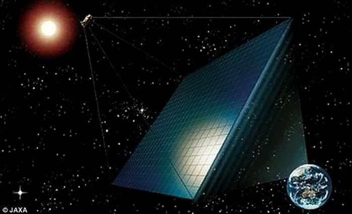 Forse già dal 2030 inizieremo ad usare l'energia solare dallo spazio come fonte di approvvigionamento energetico