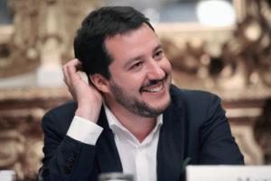Matteo Salvini, la candidatura a premier e il messaggio agli alleati